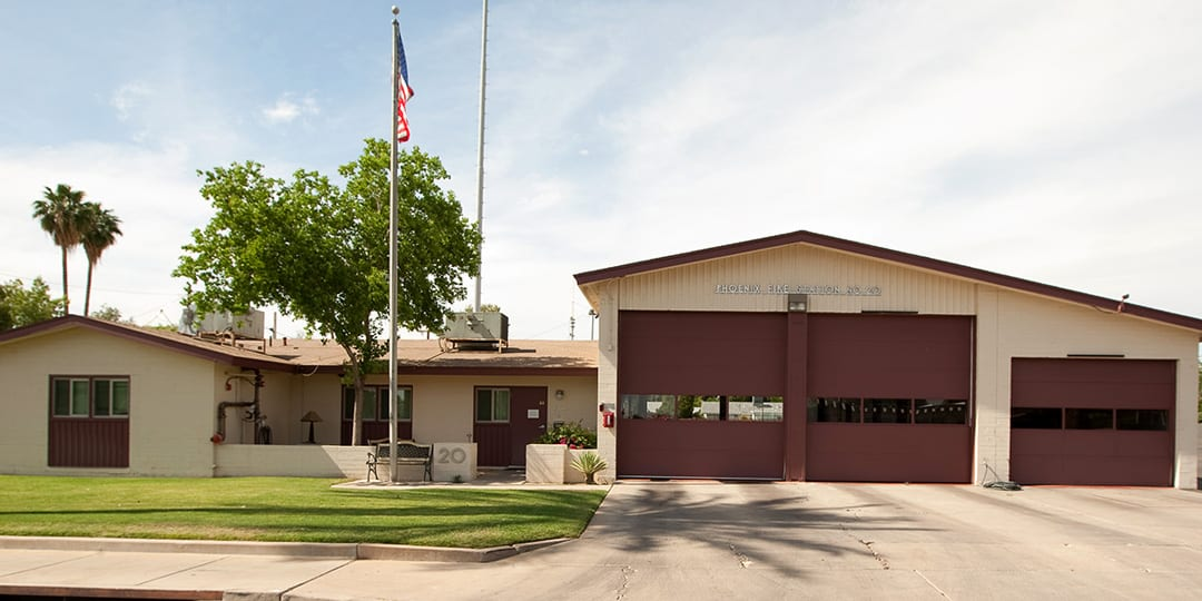 Phoenix Fire Station Building Maintenance